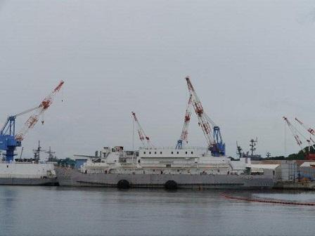 2012年、私のGWあちこち その1 横須賀にて_b0175688_11553714.jpg