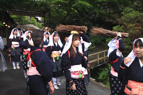 大原女祭り_e0048413_21314224.jpg