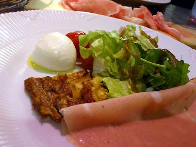 お肉にこだわったイタリアン CHICCIANO _b0119719_15151544.jpg