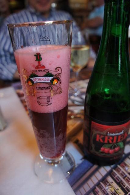 ベネルクスの旅の食事と酒 (5) 首都ブリュッセルのレストラン_c0011649_0391736.jpg