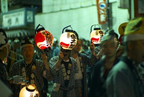 府中 くらやみ祭 神輿渡御(6)_e0129750_1854390.jpg