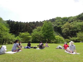 森林セラピー with Yoga_e0231387_23282927.jpg