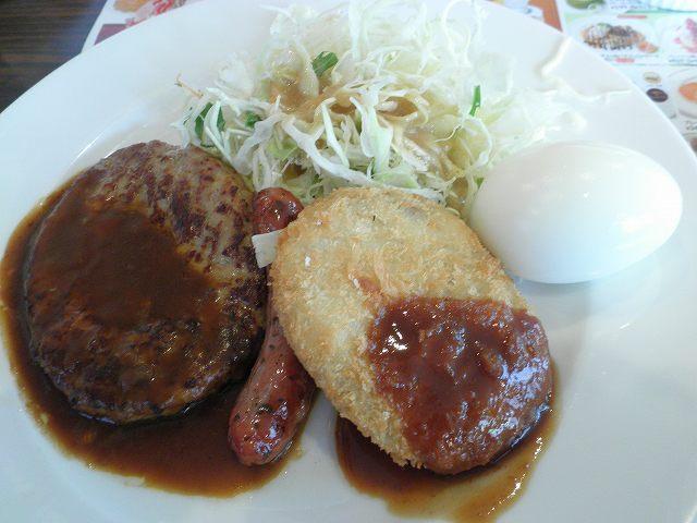 Cafe レストラン ガスト 西宮北口店_c0118393_10103891.jpg