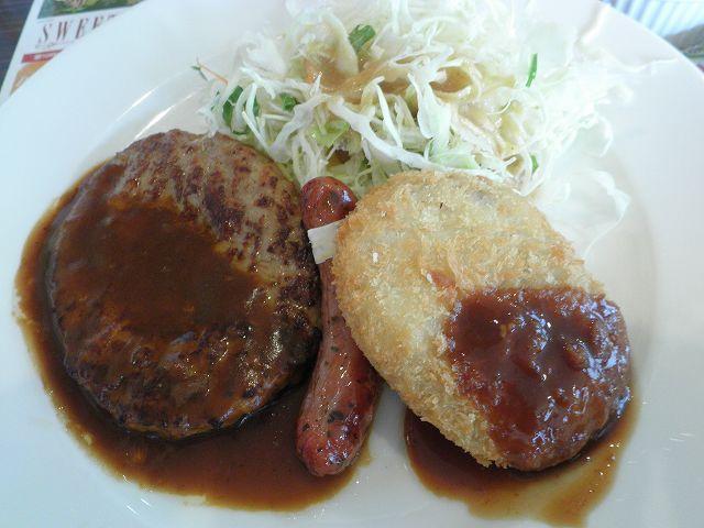 Cafe レストラン ガスト 西宮北口店_c0118393_10112118.jpg