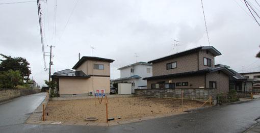 美砂町の家:敷地を見る_e0054299_15425863.jpg