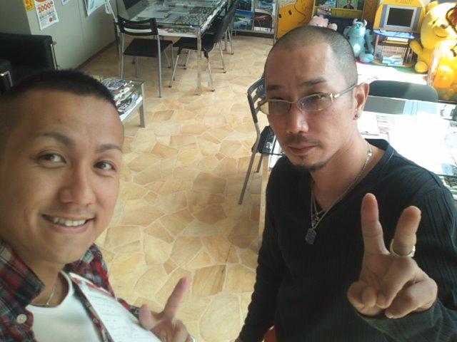 ランクルトミー札幌店(^o^)マジェスタon様ご来店_b0127002_12153766.jpg