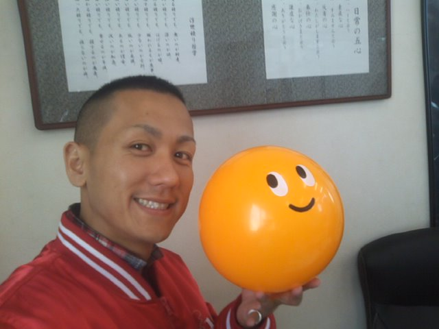 ランクルトミー(^o^)朝礼グッド&ニュー!_b0127002_95727.jpg