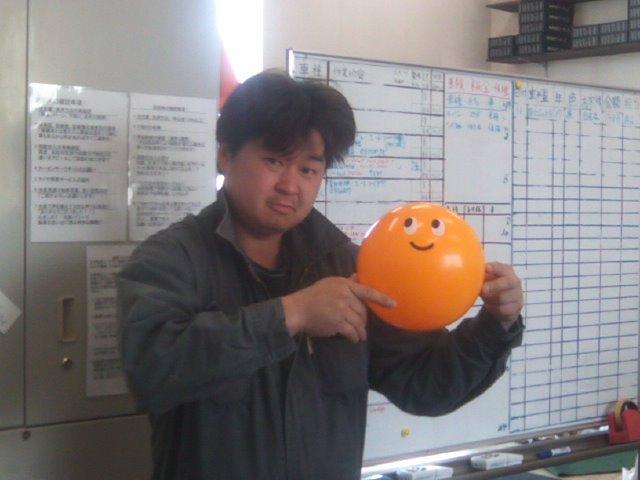 ランクルトミー(^o^)朝礼グッド&ニュー!_b0127002_95757.jpg