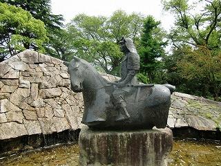 岡崎公園②(岡崎散歩 徳川将軍15代)_c0187004_20403997.jpg