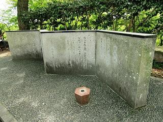 岡崎公園②(岡崎散歩 徳川将軍15代)_c0187004_20404666.jpg