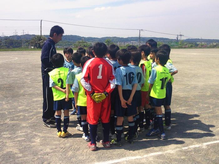 5年生 第63回あすなろ杯少年サッカー大会 予選第1日目_a0109316_20281155.jpg