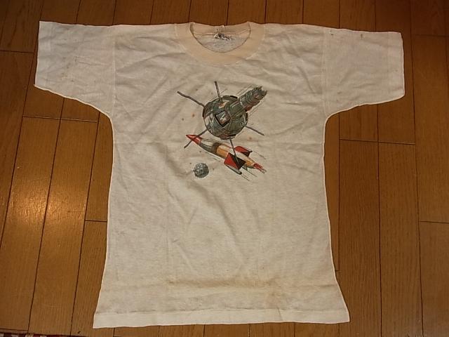 60\'S~ デッドストック Tシャツ_c0144020_0102249.jpg