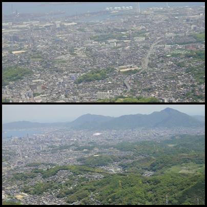 皿倉山にて講習会_e0164643_2210256.jpg