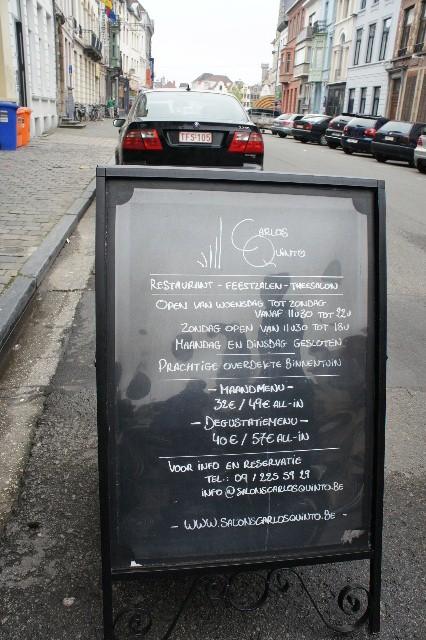 ベネルクスの旅の食事と酒 (6) ゲントでのカルボナードのランチ_c0011649_4351443.jpg