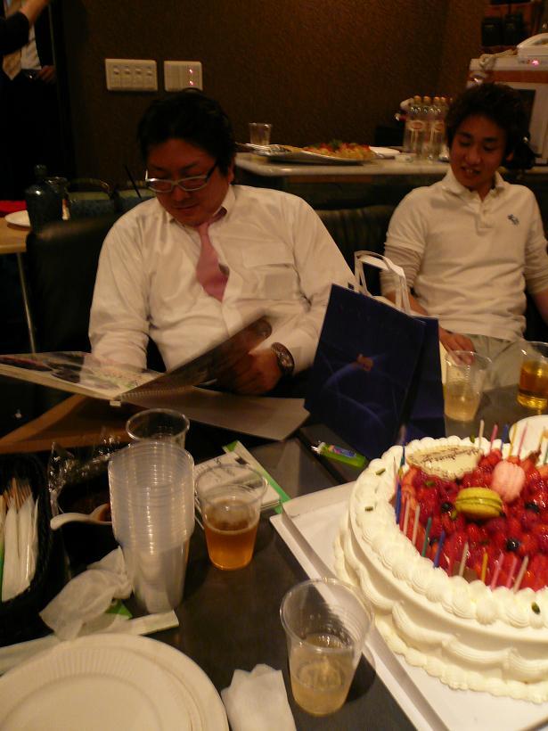 Happy Birthday☆BOSS!!_b0246953_16584613.jpg