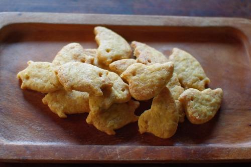 キシノウエン産シラネ全粒粉でクッキー_c0110869_1959394.jpg
