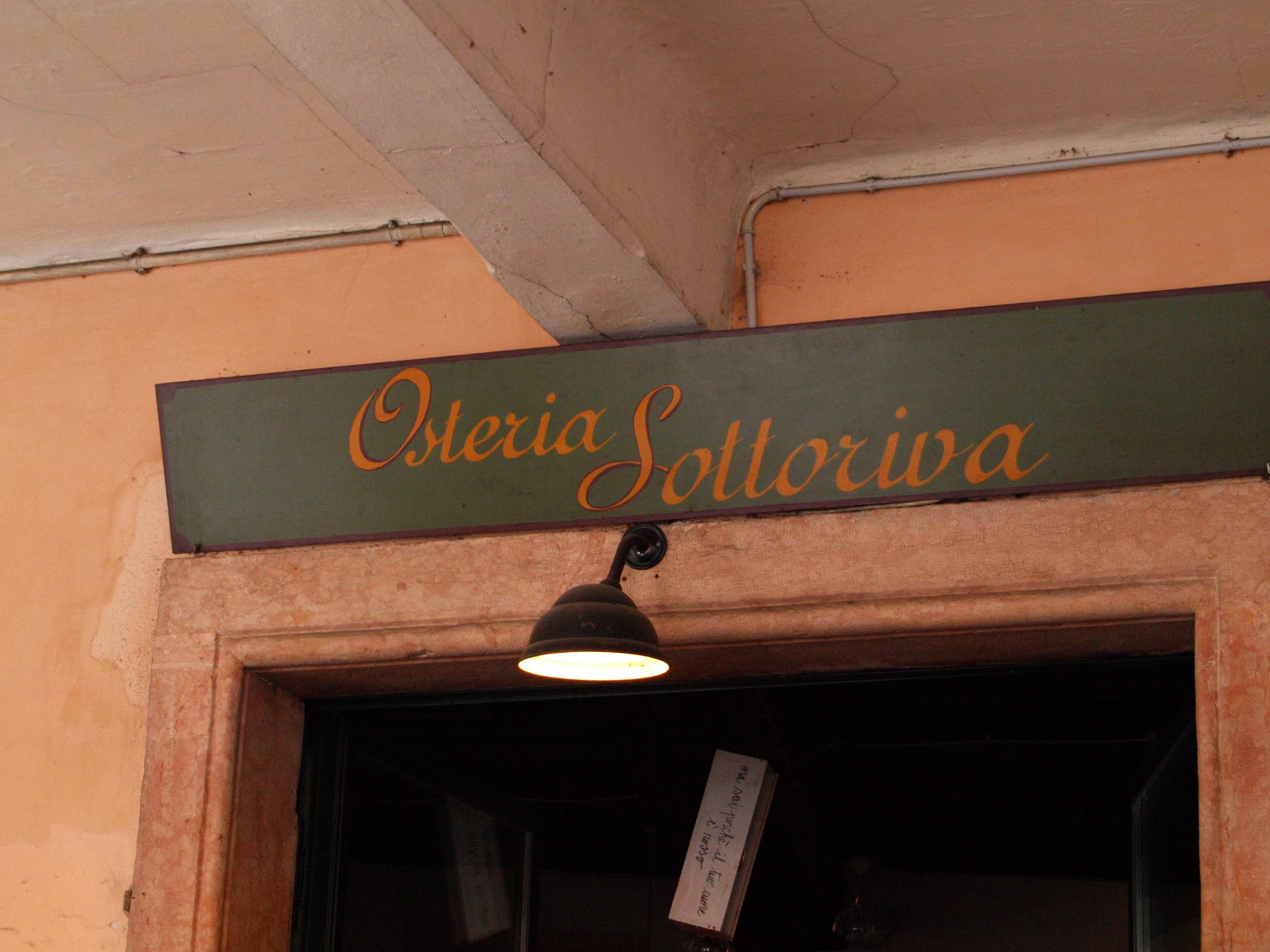 ヴェローナで有名なものと言えば。。でも。。ちょっと後悔!_c0179785_6121597.jpg