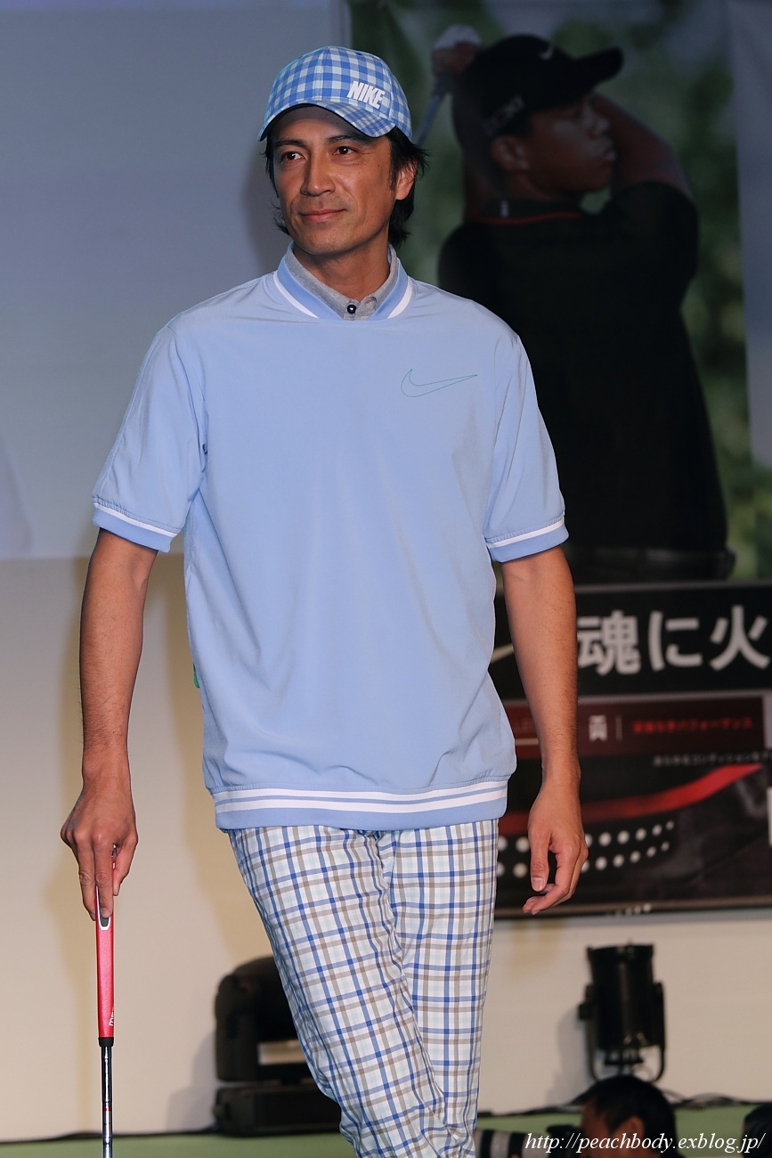 NIKE GOLF SPRING / SUMMER COLLECTION その4_c0215885_2142858.jpg