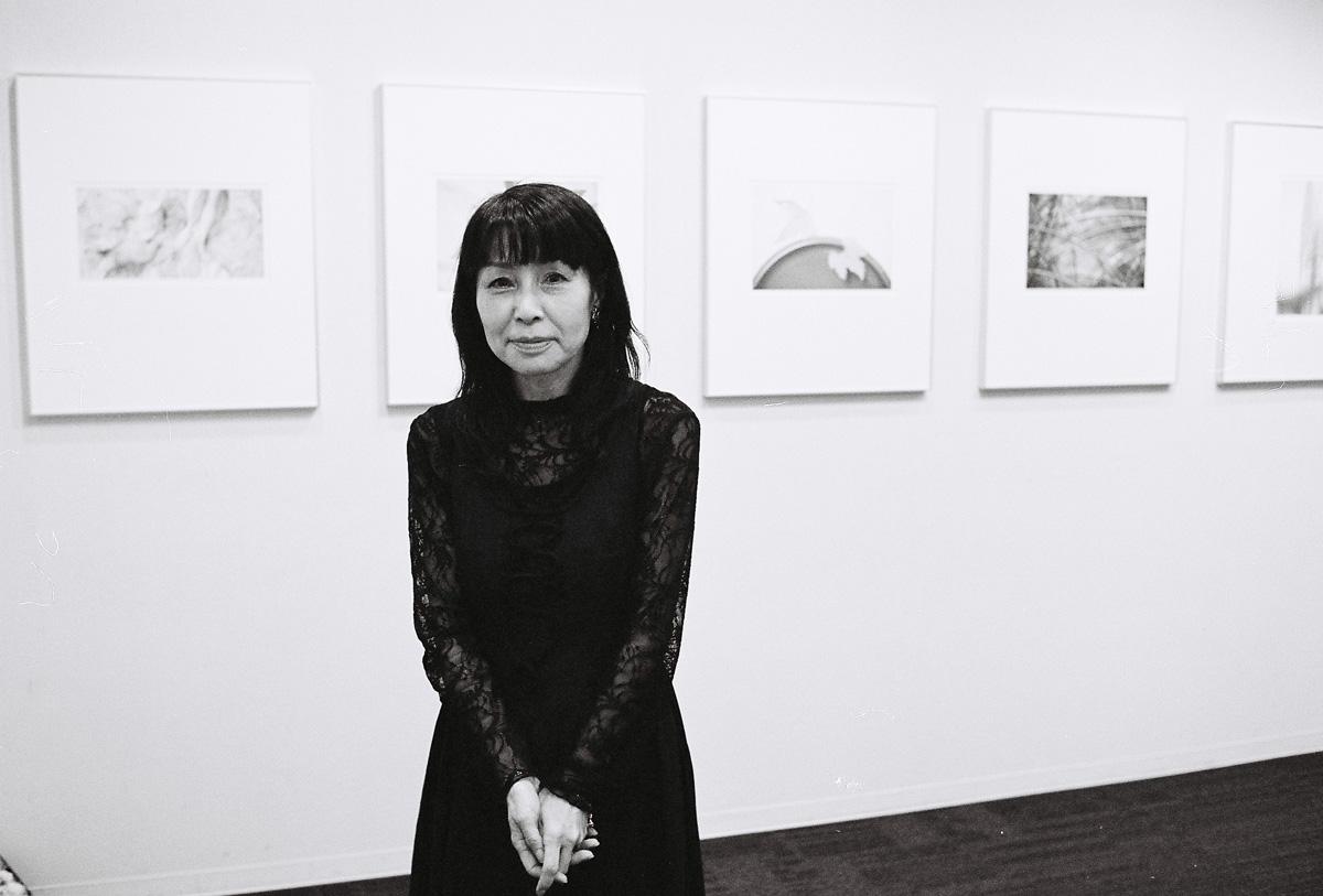 写真家:金城真喜子さんの写真展へ行く。_a0271402_1417098.jpg