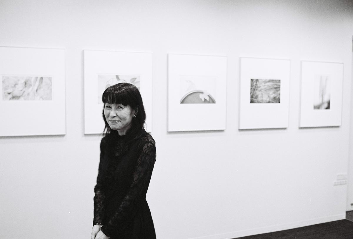 写真家:金城真喜子さんの写真展へ行く。_a0271402_14175064.jpg