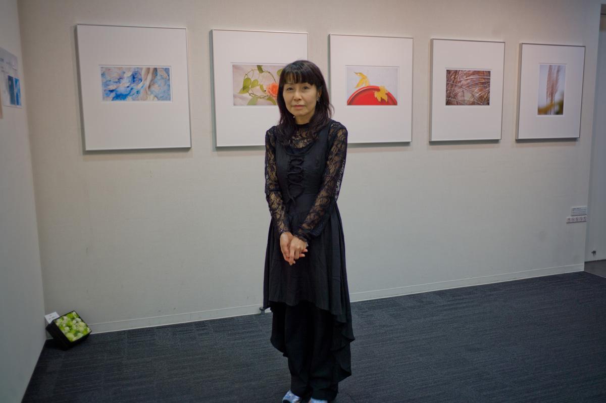 写真家:金城真喜子さんの写真展へ行く。_a0271402_14275190.jpg