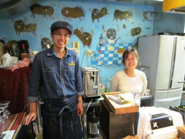 中南米料理屋「ESCOBAR」_f0191324_911810.jpg