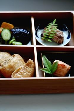 夏のおかずの素 野菜 そして松花堂弁当_b0048834_14284121.jpg