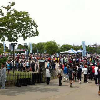 第11回「利家とまつ」金沢城リレーマラソン_a0210340_1862172.jpg
