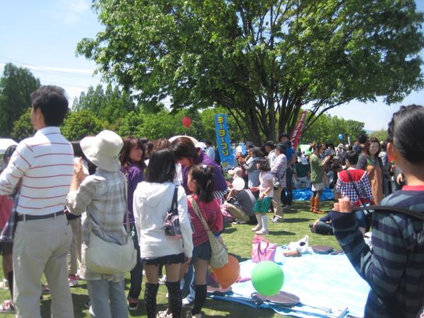 本庄総合公園春祭り!_a0259243_1023762.jpg