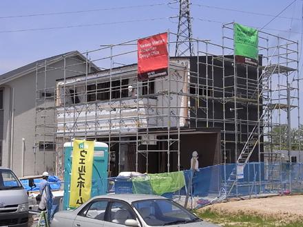 『横塚の家』 ロフト=秘密基地_e0197748_1946331.jpg