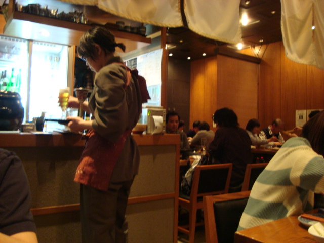 丸の内「和食豚肉料理 とん風」へ行く。_f0232060_135152.jpg