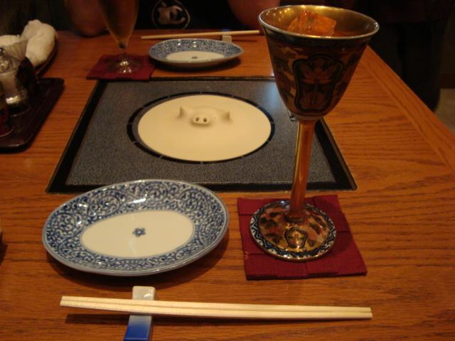 丸の内「和食豚肉料理 とん風」へ行く。_f0232060_1371865.jpg