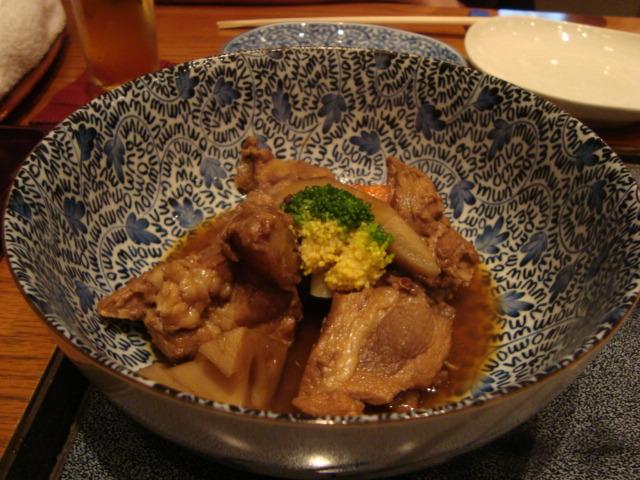 丸の内「和食豚肉料理 とん風」へ行く。_f0232060_1421881.jpg