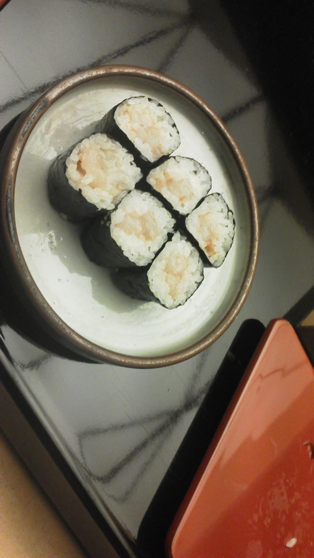 寿司うまし_c0249163_20125327.jpg