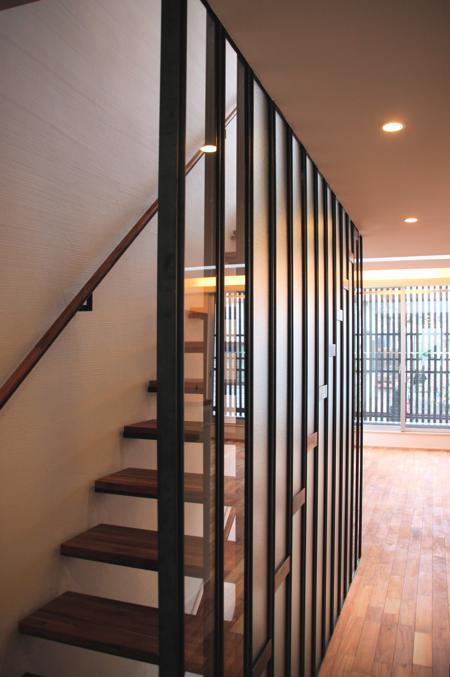 「浅草の家」LDK_f0230666_1457835.jpg