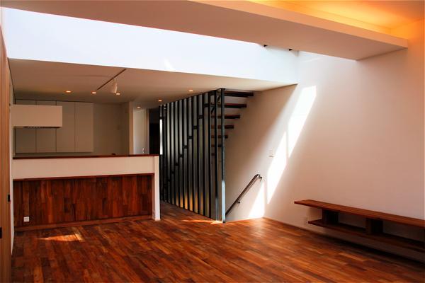 「浅草の家」LDK_f0230666_150623.jpg