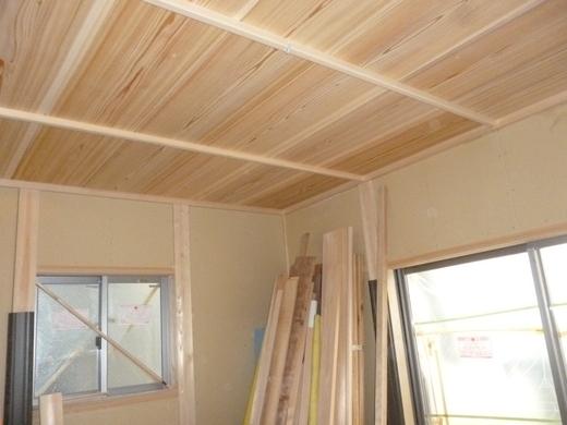 本物杉板の天井_f0052181_23254146.jpg