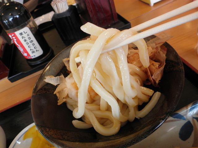 讃岐製麺      箕面半町店_c0118393_19283949.jpg
