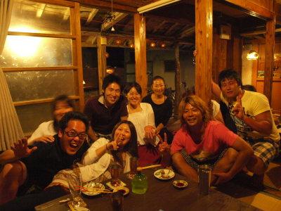 居酒屋島人にて!_f0131193_102941.jpg