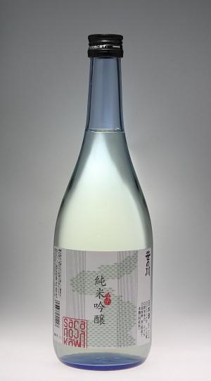 笹の川 純米吟醸 [笹の川酒造]_f0138598_2024216.jpg
