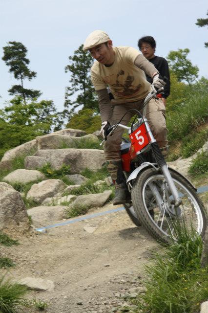 2012 05 13 On Any Sanda - One Day Trials (続)_f0200399_21543494.jpg