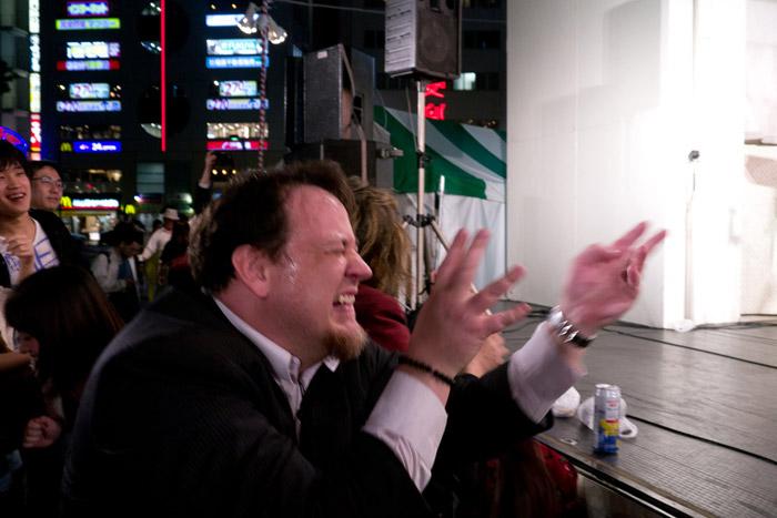 〜「赤羽馬鹿祭」僕はB型ガラスのハートでサウスポーのラテン系〜_a0271402_1365568.jpg