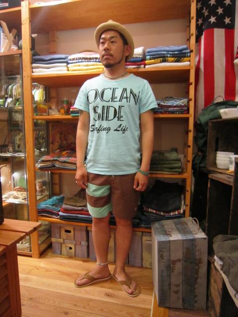 "MORNING COLLECTION bymelple""surf shorts Manhattan""のご紹介_f0191324_23505448.jpg"