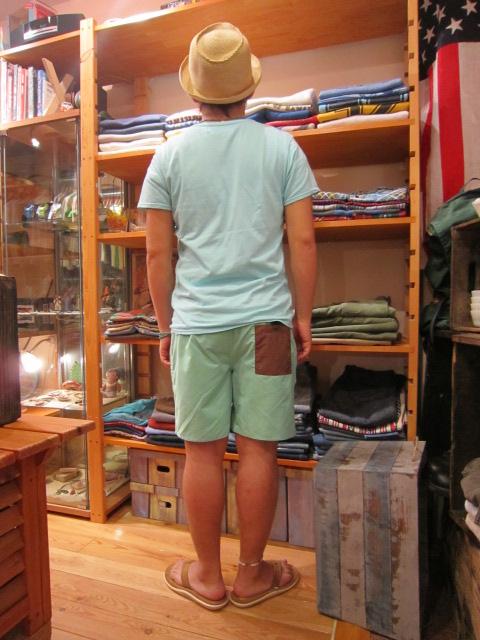 "MORNING COLLECTION bymelple""surf shorts Manhattan""のご紹介_f0191324_23515130.jpg"