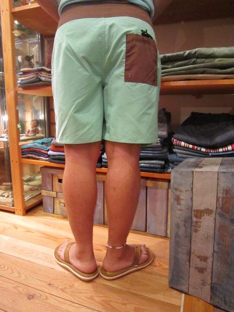 "MORNING COLLECTION bymelple""surf shorts Manhattan""のご紹介_f0191324_2353527.jpg"