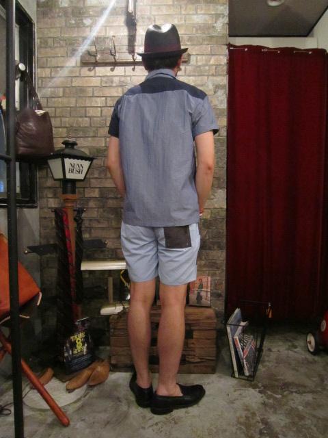 "MORNING COLLECTION bymelple""surf shorts Manhattan""のご紹介_f0191324_2354822.jpg"