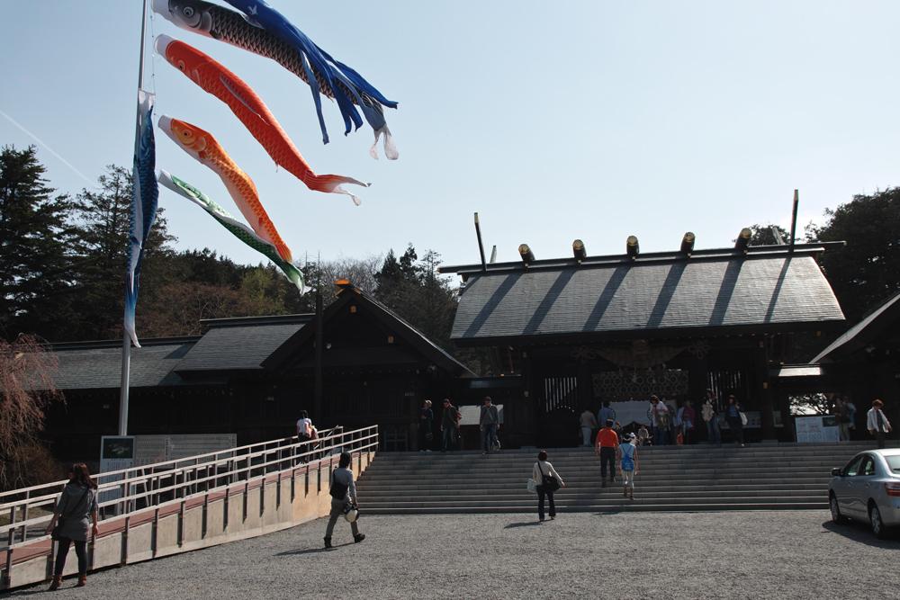 北海道の守り神 ~北海道神宮~_c0223825_7305265.jpg