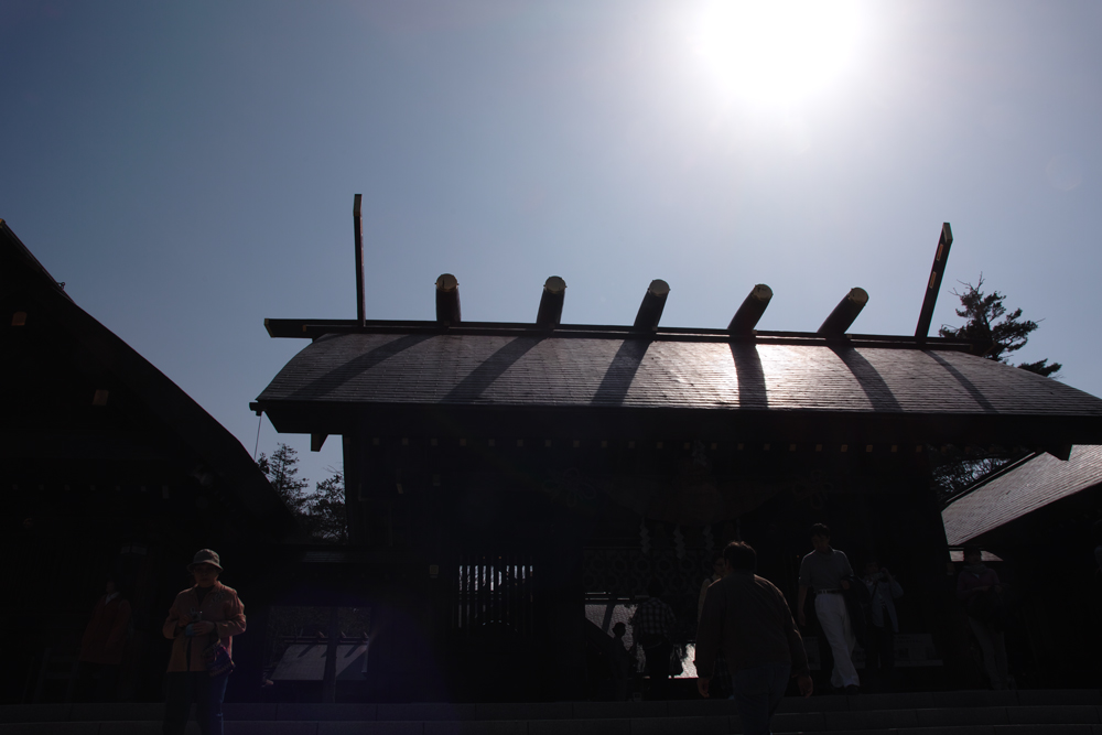 北海道の守り神 ~北海道神宮~_c0223825_7352345.jpg