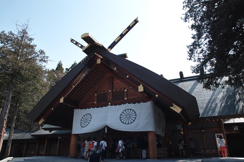 北海道の守り神 ~北海道神宮~_c0223825_7525459.jpg