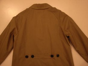 """TheThreeRobbers 1976 FRENCH LADIES COAT\""ってこんなこと。_c0140560_12552555.jpg"